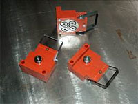 Type PL/E- Magnetic Fixing System